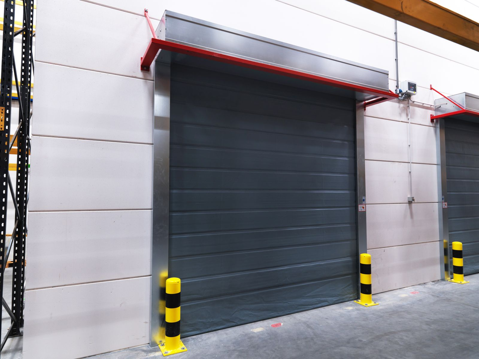 Fire protection curtain FireScreen EW & EI