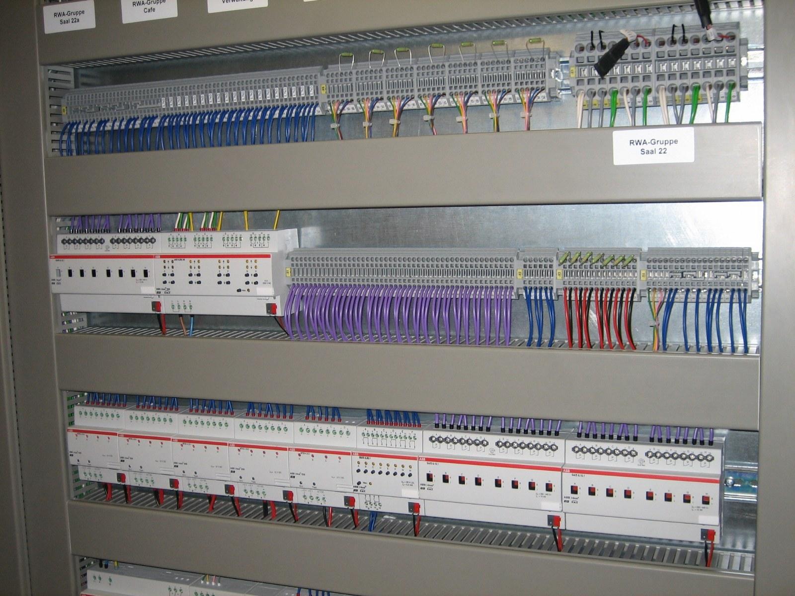 M-SHEV modular control panel